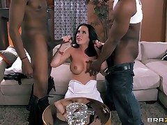 Interracial triad chapter with Jayden Jaymes,