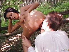 Danny D bangs Keira Knight in her frowardness